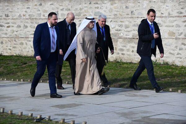 Высокопоставленные гости из более чем 50 стран   - Sputnik Грузия