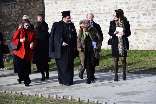 Гости церемонии инаугурации Cаломе Зурабишвили - Sputnik Грузия