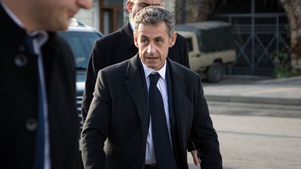 Николя Саркози Бывший Президент Франции - Sputnik Грузия