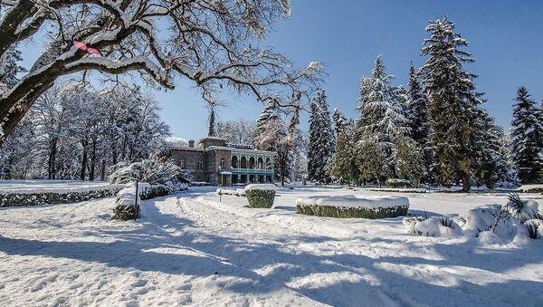Дом-музей Александра Чавчавадзе в Цинандали - Sputnik Грузия