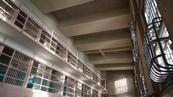 Камеры заключения в тюрьме - Sputnik Грузия
