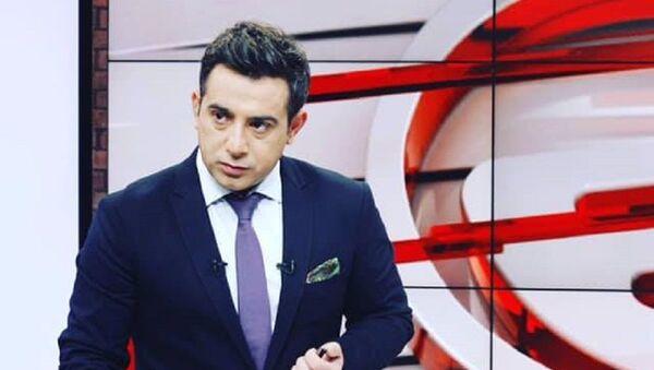 Ираклий Чихладзе - Sputnik Грузия