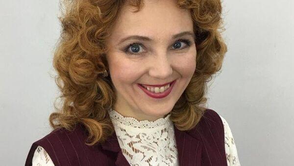 Психолог Наталья Панфилова - Sputnik Грузия