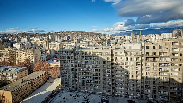 კორპუსები თბილისში - Sputnik საქართველო