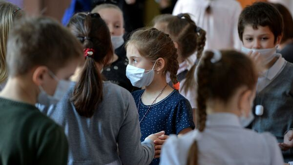 Вспышка гриппа и ОРВИ  - Sputnik Грузия