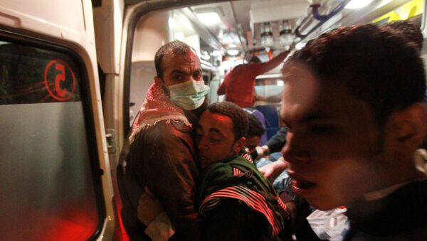 Машина скорой помощи Египта. Архивное фото - Sputnik Грузия