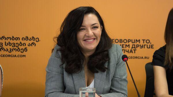 Нини Шермадини - Sputnik Грузия