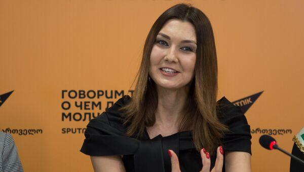 Ляля Ноговицина - Sputnik Грузия