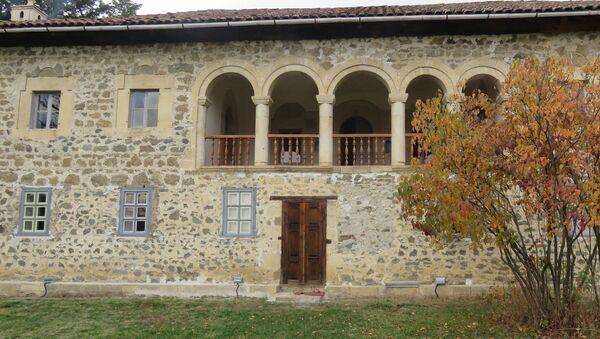 Дом-музей Акакия Церетели - Sputnik Грузия