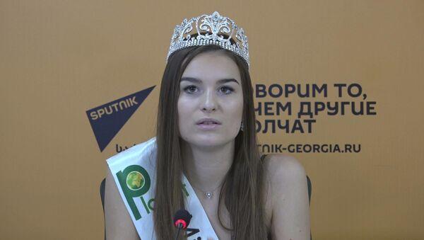 Модель из Чехии назвала Грузию своим вторым домом - Sputnik Грузия