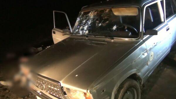 В Дагестане ликвидировали трех боевиков - видео с места спецоперации - Sputnik Грузия