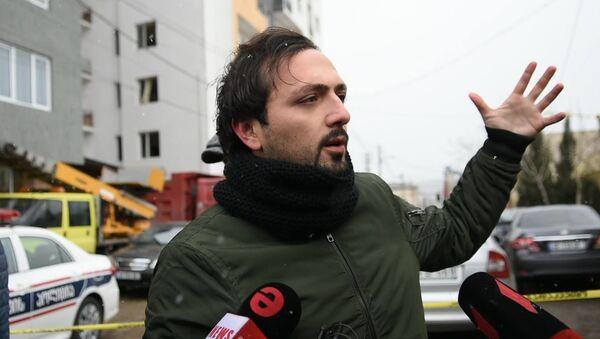 Трагедия в Тбилиси глазами очевидцев - что происходило в доме после взрыва газа - Sputnik Грузия