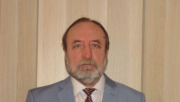 Начальник НТЦ Взрывоустойчивость МГСУ, эксперт по взрывоопасности и взрывоустойчивости зданий Александр Комаров - Sputnik Грузия