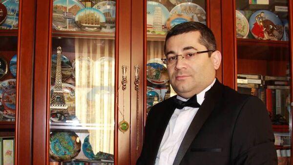 Экономист Фуад Ибрагимов - Sputnik Грузия