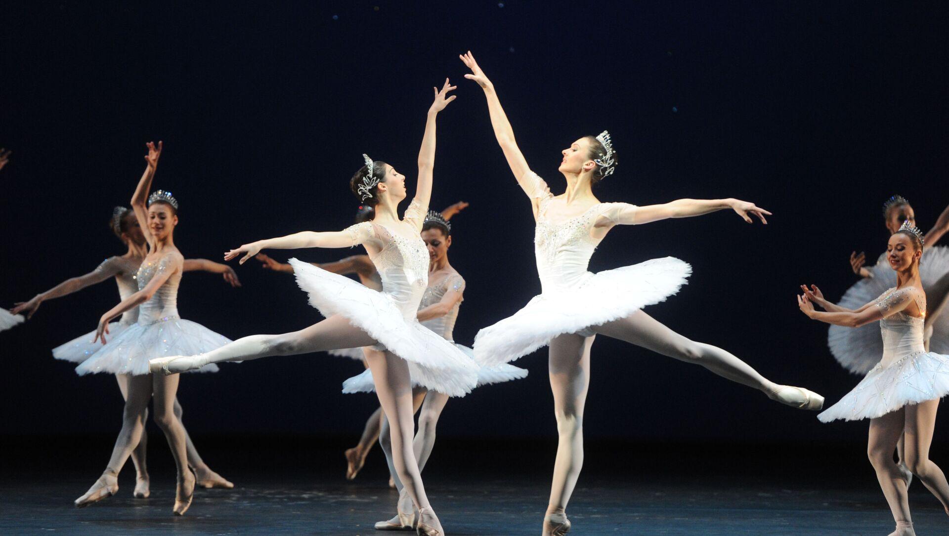 Сцена из балета Джорджа Баланчина - Sputnik Грузия, 1920, 10.06.2021
