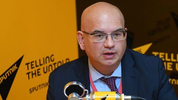 Управляющий партнер компании EY по странам СНГ Александр Ивлев - Sputnik Грузия
