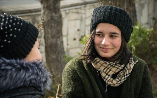 Нана Вардзелашвили и Текла Экаладзе встретились в Карели - Sputnik Грузия