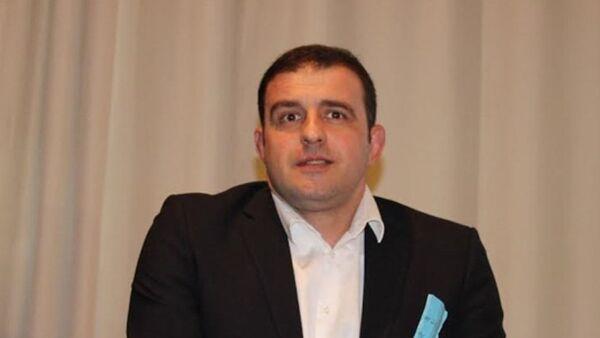 Президент национальной федерации по борьбе Гега Гегешидзе - Sputnik Грузия