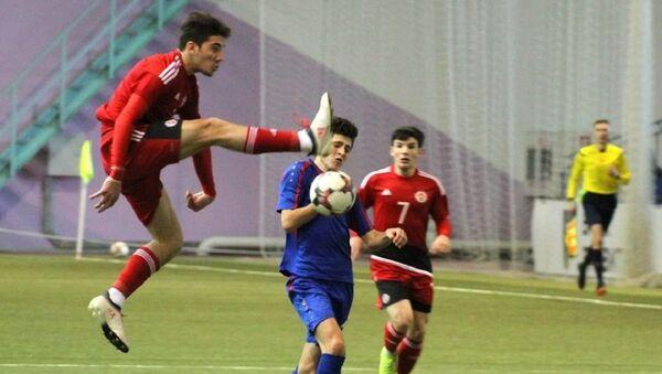Юношеская сборная Грузии на турнире в Минске - Sputnik Грузия
