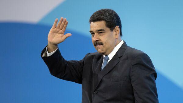 Президент Боливарианской Республики Венесуэла Николас Мадуро - Sputnik Грузия