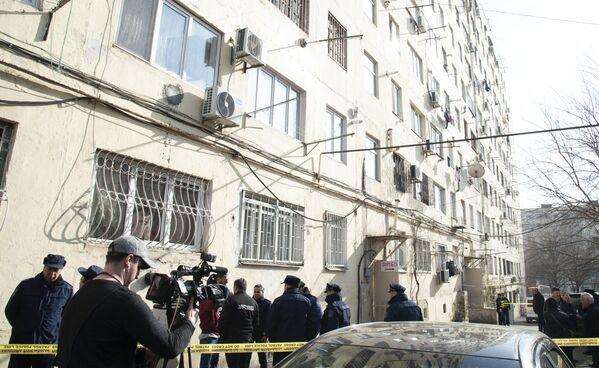 В результате утечки газа погибли семь человек - Sputnik Грузия