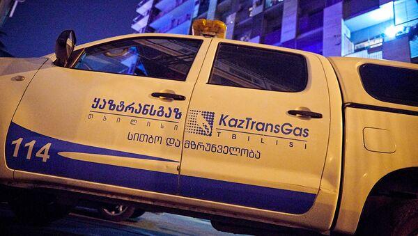 ყაზტარნსგაზის ავტომობილი - Sputnik საქართველო