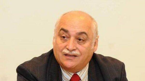 Профессор Грузинского технического университета, эксперт по вопросам энергетики Гия Арабидзе - Sputnik Грузия