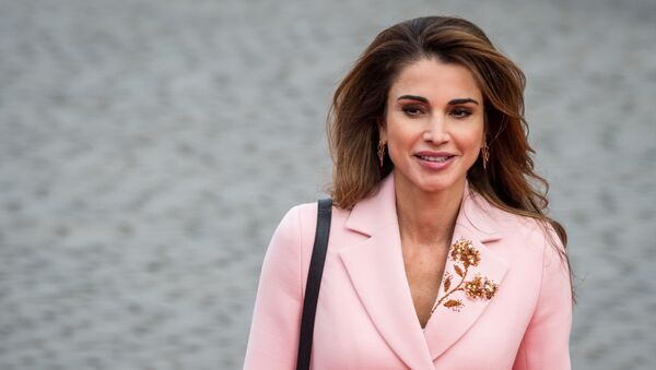 Королева Иордании Рания Аль-Абдулла - Sputnik Грузия