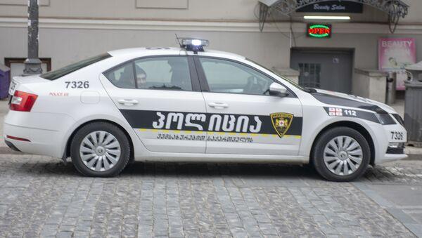 საპატრულო პოლიცია - Sputnik საქართველო
