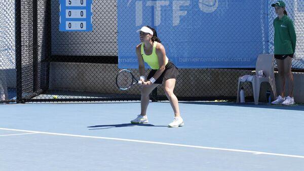 Теннисистка Екатерина Горгодзе - Sputnik Грузия