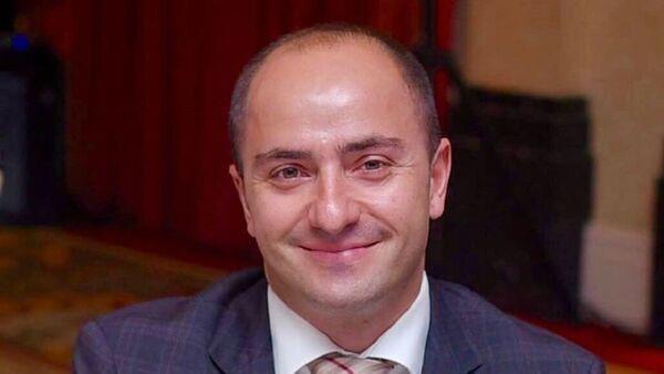 Корпоративный директор крупнейшей табачной компании British American Tobacco Звиад Схвитаридзе - Sputnik Грузия