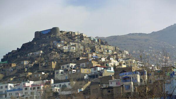 Кабул в солнечный день - Sputnik Грузия