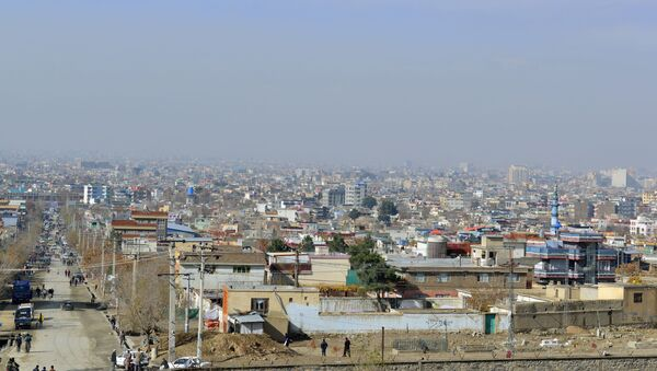 Утренний Кабул - Sputnik Грузия