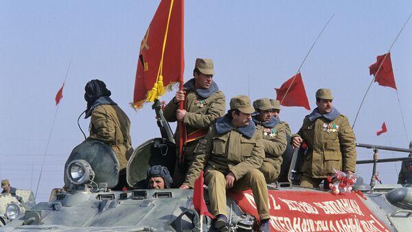Вывод ограниченного контингента советских войск из Афганистана - Sputnik Грузия