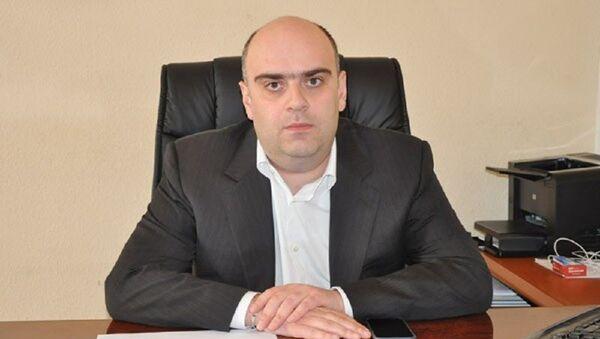 Гендиректор Корпорации нефти и газа Грузии Гиви Бахтадзе - Sputnik Грузия