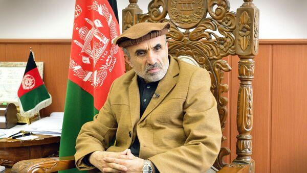 Сенатор парламента Афганистана Мохаммад Алам Изидьяр - Sputnik Грузия