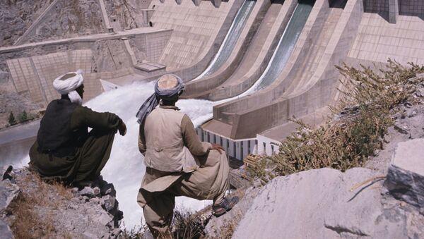 Плотина и ГЭС Наглу, построенные при техническом содействии СССР - Sputnik Грузия