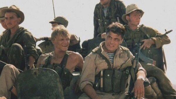 Кадр из фильма Афганский излом - Sputnik Грузия