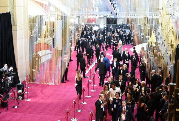 По традиции красная дорожка церемонии награждения Оскар-2019 прошла в Лос-Анджелесе в кинотеатре Долби - Sputnik Грузия
