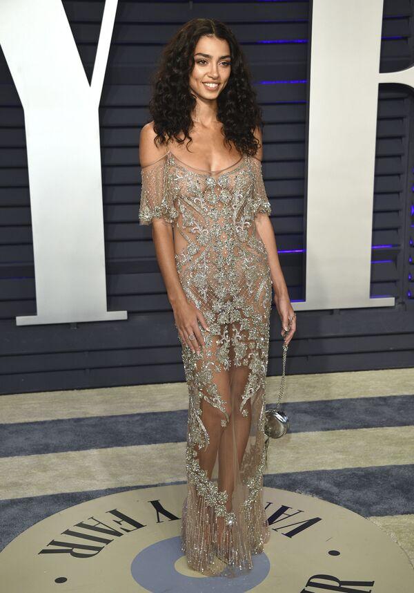 Модель Raven Lyn на афтепати Vanity Fair церемонии вручения Оскар-2019 - Sputnik Грузия