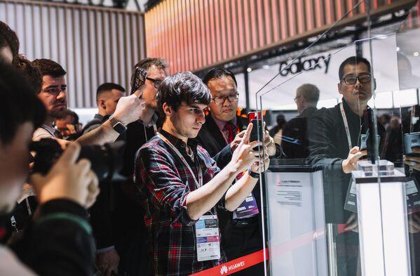 Выставка предоставляет возможность встретиться со многими потенциальными клиентами, партнерами, лидерами индустрии - Sputnik Грузия