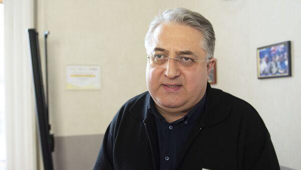 Георгий Ахвледиани - один из лидеров партии Демократическое движение - Sputnik Грузия