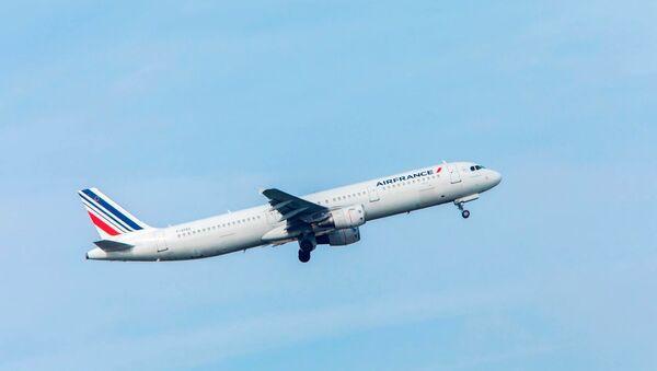 Самолет авиакомпании Air France - Sputnik Грузия