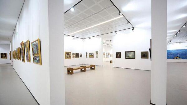 Тбилисский Музей грузинского изобразительного искусства - Sputnik Грузия