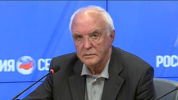 Эксперт по проблемам Азиатско-Тихоокеанского региона Владимир Терехов - Sputnik Грузия