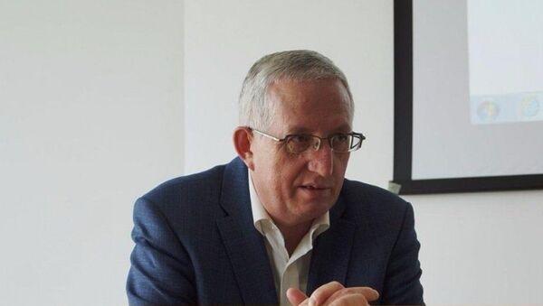 Политолог Илдус Ярулин - Sputnik Грузия