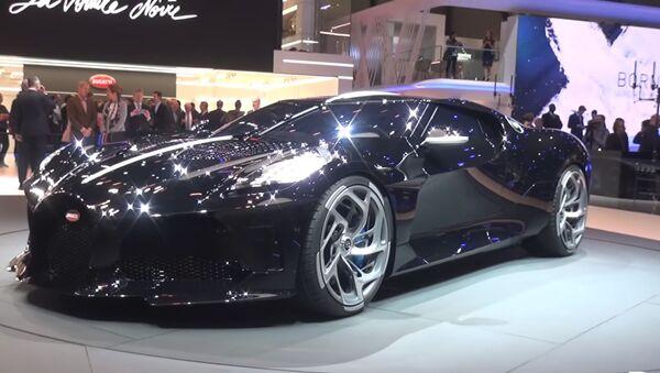 უახლესი, უნიკალური და უძვირესი Bugatti, რომლის ყველა დეტალი ხელითაა დამზადებული - Sputnik საქართველო