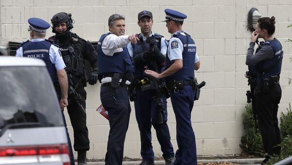 Стрельба в мечетях в Новой Зеландии - Sputnik Грузия