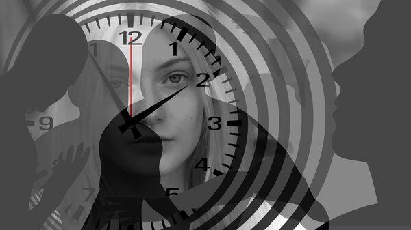 გოგონას სახე საათზე - Sputnik საქართველო
