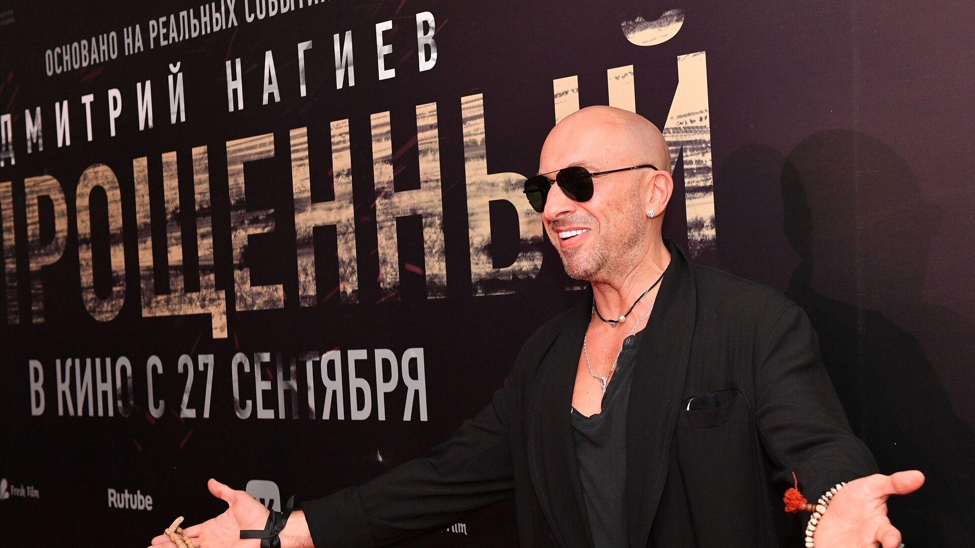 Актер Дмитрий Нагиев  - Sputnik Грузия, 1920, 21.09.2021